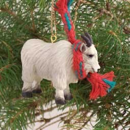 Mountain Goat Original Ornament