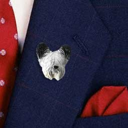 Skye Terrier Pin