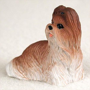 Shih Tzu Tan Tiny One Figurine