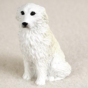 Great Pyrenees Tiny One Figurine
