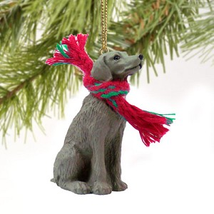 Weimaraner Original Ornament
